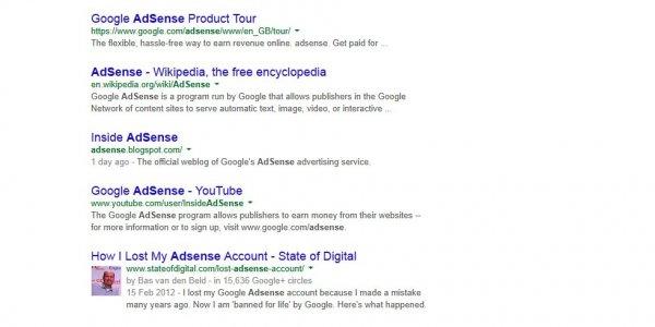 AdSense UK