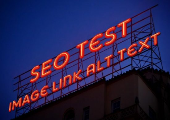 Alt Text SEO Test