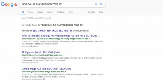 Anchor Text Alt Text SEO