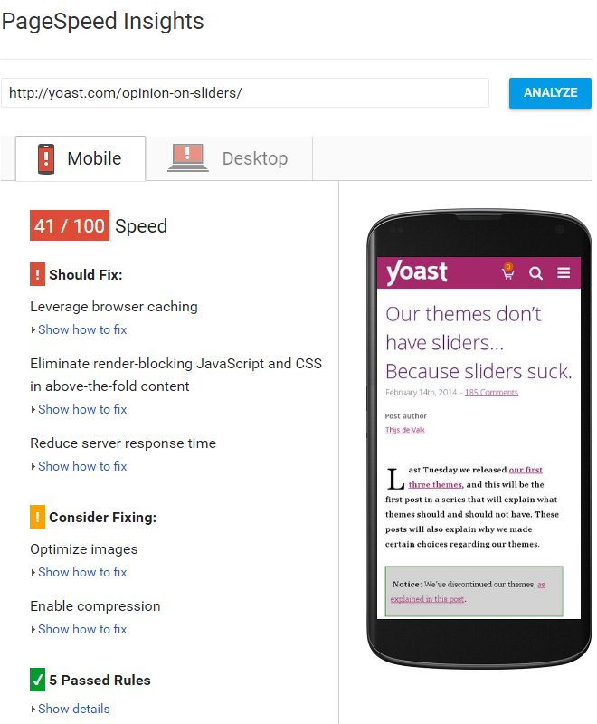 Bad Yoast WordPress SEO Plugin Advice