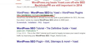 Best WordPress SEO Rankings