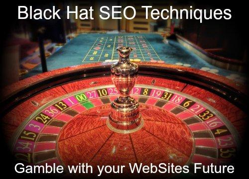 Black Hat SEO Risks