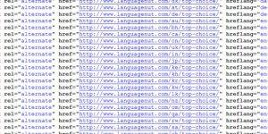 Languagenut Hreflang Tags Broken Alternate URLs