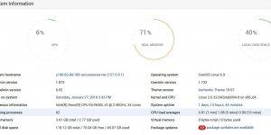 Cheap Godaddy VPS Server