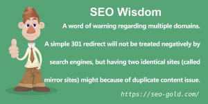 Duplicate Content SEO Issues