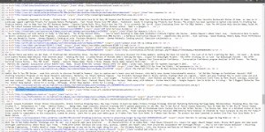 Forum SEO Link SPAM Example View Source