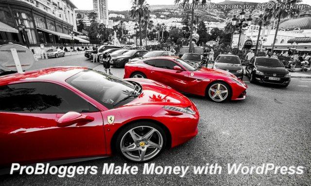 How Probloggers Make Money Blogging