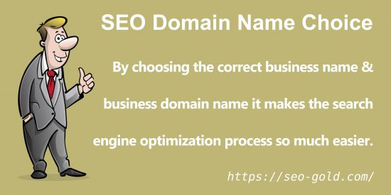 Importance of SEO Domain Name Choice