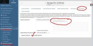 Install Let's Encrypt SSL on a Virtualmin Server