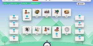 Languagenut Mandarin Matching Pairs Language Game