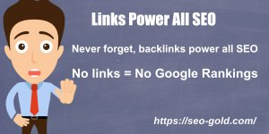 Links Power All SEO