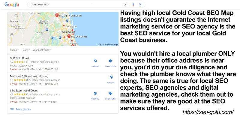 Local SEO Gold Coast