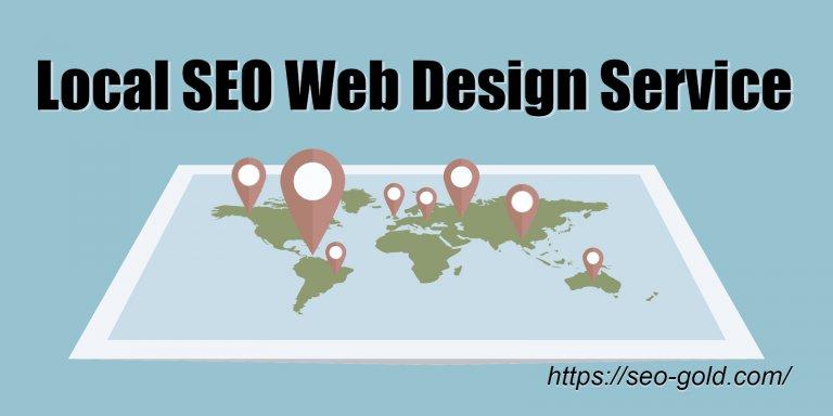 Local SEO Web Design Service