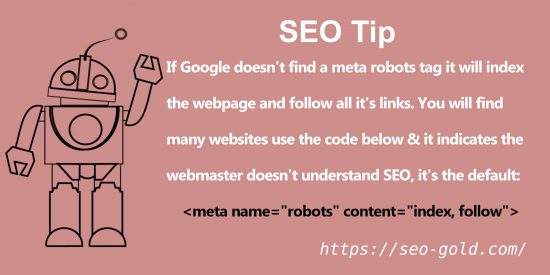 """meta name=""""robots"""" content=""""index, follow"""""""