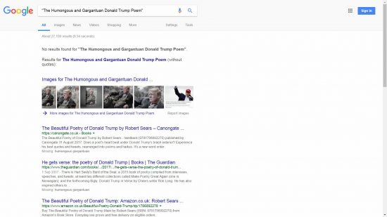 Obscure Google Exact Match Search for an External Links Anchor Text SEO Test