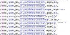 Languagenut Working Hreflang Tags