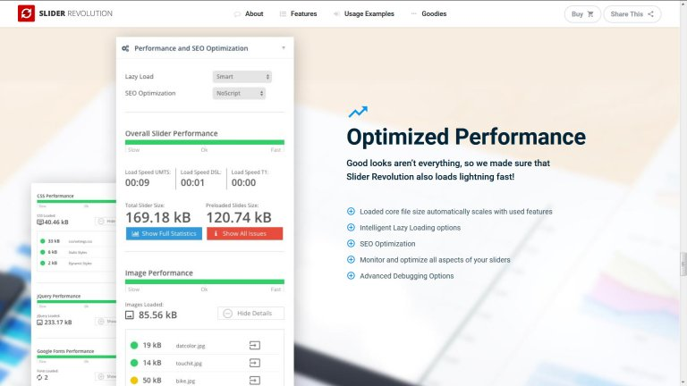 Revolution Slider SEO Optimization