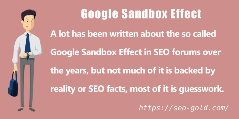 SEO Facts and the Google Sandbox Effect