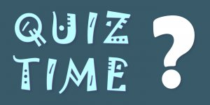 SEO Quiz Time