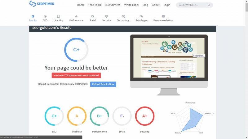 Quick SEO Analysis Tools, Are They Any Use?