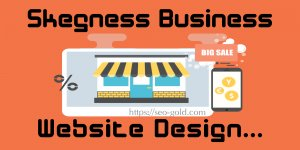 Skegness Business Website Design