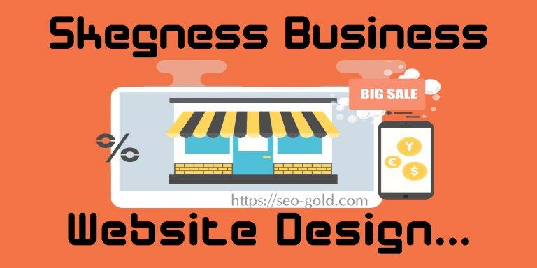 Skegness Business Website Design