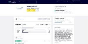 Trustpilot British Gas Reviews