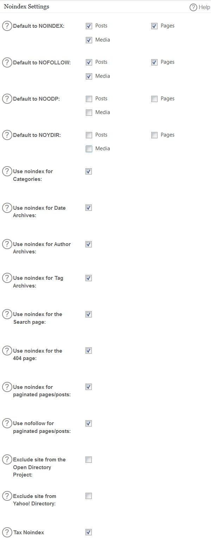 WordPress All in One SEO Plugin Damaging Options
