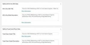 WordPress Attachment Page SEO