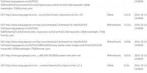 WordPress oEmbed External HTTP Get Requests