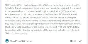 WordPress oEmbed Inside Pre Tags