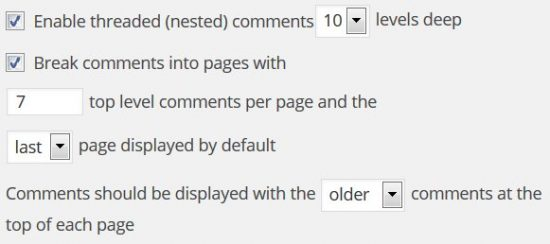 WordPress Paged Comments SEO
