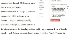 WordPress Search Results Post Excerpt