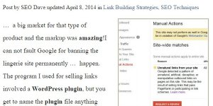 WordPress Search Results Post Excerpt Highlighted Keywords