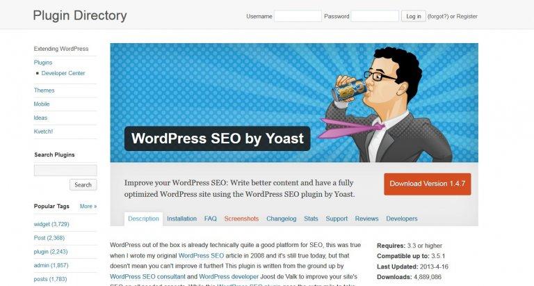 WordPress SEO by Yoast Branding