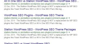 WordPress SEO Paginated Comments with Unique Title Tags