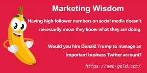 Would you Hire Donald Trump to Manage a Twitter Account?