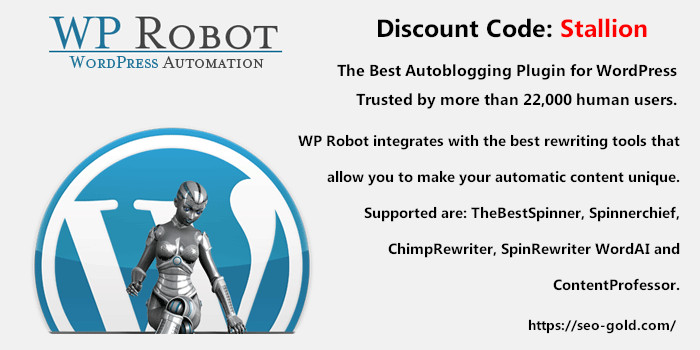 WP Robot Review